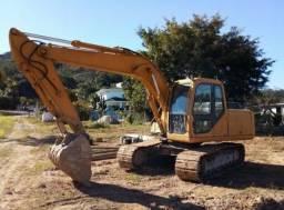 Título do anúncio: máquina escavadeira pc 130