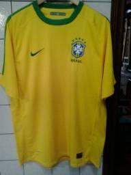 Camisa da Seleção Copa 2010 G Nike Original com etiqueta loja