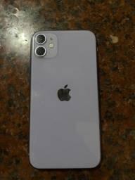 iPhone 11 128GB lilás