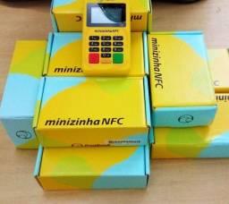 Maquina de cartão Minizinha