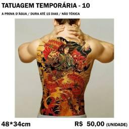 Tatuagem Temporária - Dragão