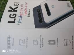 LG K61 NUNCA Usado!