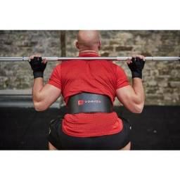 Título do anúncio: Cinturão de Musculação Cinto Com Regulagem em Fivela Para Agachamento Academia