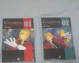 Fullmetal Alchemist Vol 01 e 02