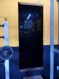 Película para janelas e portas de vidro