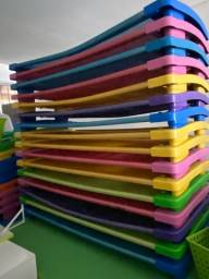 Título do anúncio: Cama infantil colorida