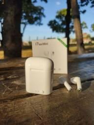 I7s Tws Fone De Ouvido Sem Fio Mini Bluetooth 5.0 Com Case - Tws I7