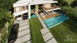 Casa em 2 Lotes no Alphaville Fortaleza,6 suítes,705 m2
