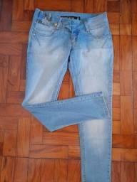 Calça jeans Tam 42