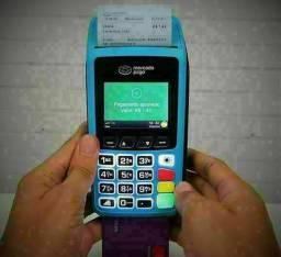 Máquina de cartão MercadoPago