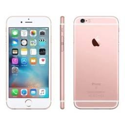 iPhone 6s 64 Gb Rose, Bateria 100%.