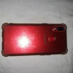 Vende se um celular Samsung galáxi A10S zerado novinho por 450