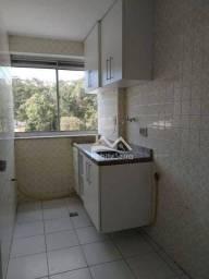 Apartamento com 1 dormitório para alugar, 42 m² por R$ 980,00/mês - Várzea - Teresópolis/R