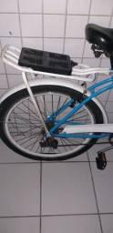 Título do anúncio: Bicicleta caiçara aro 29, 7 marchas