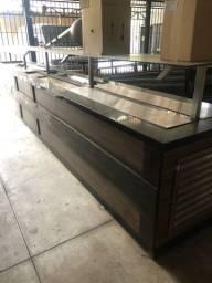 Buffet pista/mesa Self-service