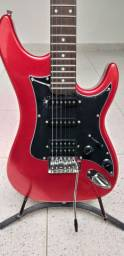 Guitarra stratocaster washbrun s2hm