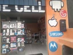 Loja de celular manutenção  e venda de celular e acessórios