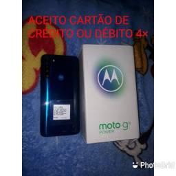 ACEITO CARTÃO DE CRÉDITO DÉBITO PIX MOTOG8 POWER