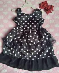 Vestidos infantis  45$