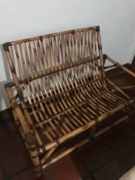 Título do anúncio: Cadeira de Bambu