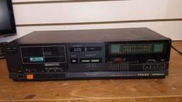 Stereo Cassete Tape Deck Philco - Hitachi