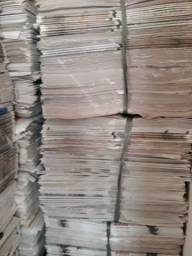Papel Jornal Limpo