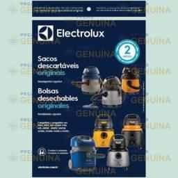 Saco Descartavel Electrolux Para Aspirador - Flexc / Flexs / A10n / Aqp20 / Gt20n