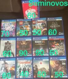 Jogos PS4 - Leia a descrição