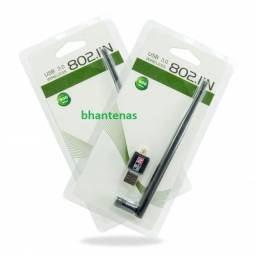 Adaptador WiFi USB 2.4Ghz Wireless Adapter Altomex - AL-C818