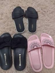 Vendo sandália e sapato