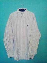 Vendo: Camisa Masculina - Marca: Harmont & Blaine, Made In Italy - Original - Tamanho: 44