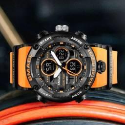 Título do anúncio: Relógio Original Marca SMAEL analógico e digital.
