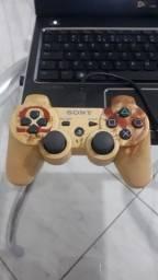 """CONTROLE PS3 GOW ORIGINAL """"LEIA O ANÚNCIO"""""""