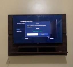 Vendo tv 55 polegadas UHD 4K +painel novo