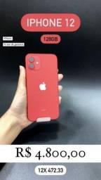 Título do anúncio: Iphone 12 128gb