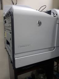 Impressora Laserjet 500 color m551