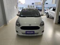 Ford Ká 1.0 2015 Branco Completo (Ideal para aplicativo)