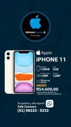 iPhone 11 64gb semi novo