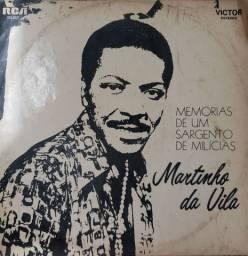 Disco Martinho da Vila: Memórias de Sargento de Milícias
