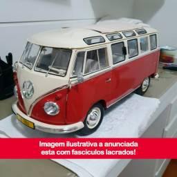 Coleção VW Samba Bus (Miniatura realista)