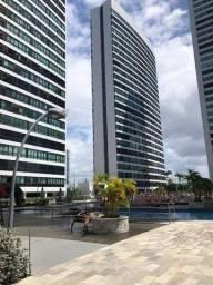 Título do anúncio: Apartamento com 3 dormitórios para alugar, 98 m² por R$ 3.700,00/mês - Boa Viagem - Recife