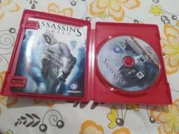 Assassins creed completo com manual PS3