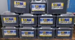 Bateria Moura 50 amperes