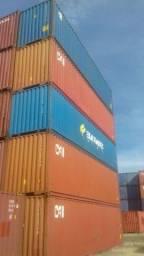 Containers marítimo 40 pés (12 metros) Dry e HC.