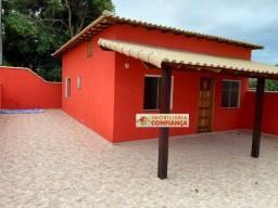 TH: Casa com 2 quarto + área gourmet à venda em Unamar-Cabo Frio!!!