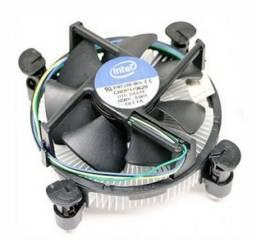 Título do anúncio: Cooler Intel 775 e Amd 2 e 3 Originais Testados e Revisados Curitiba