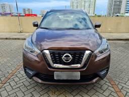 Nissan Kicks SL 1.6 2017 6M Automático CVT 36.000km versão TOP de linha em estado de novo
