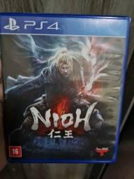 Título do anúncio: Jogo Nioh PS4