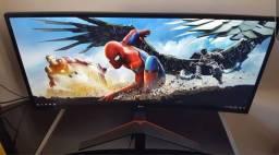 Monitor LG Gamer ultrawide 29 polegadas 75Hz