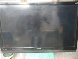 Vende-se TV de plasma de 49 polegadas para retiradas de peças